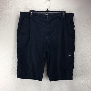 VANS men's Bermuda size 34